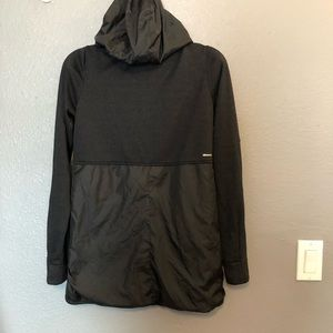 adidas Jackets & Coats - Adidas Pull Over Half Zip Running Hoodie Small
